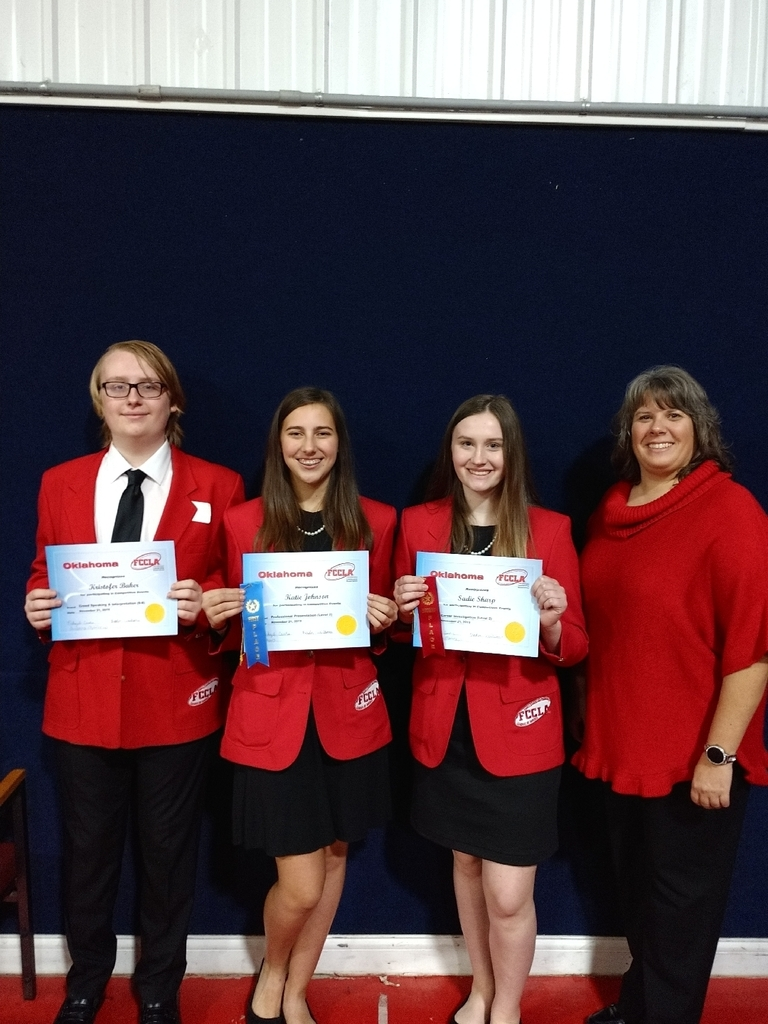 FCCLA District STAR Events